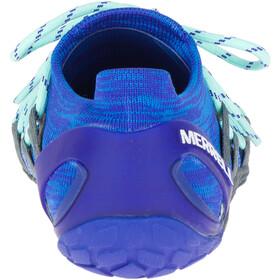 Merrell Vapor Glove 4 3D Sko Damer, aqua/surf